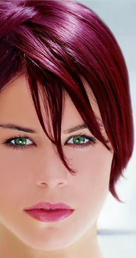 samodzielne farbowanie włosów